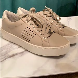 Leather Michael Kors Sneaker